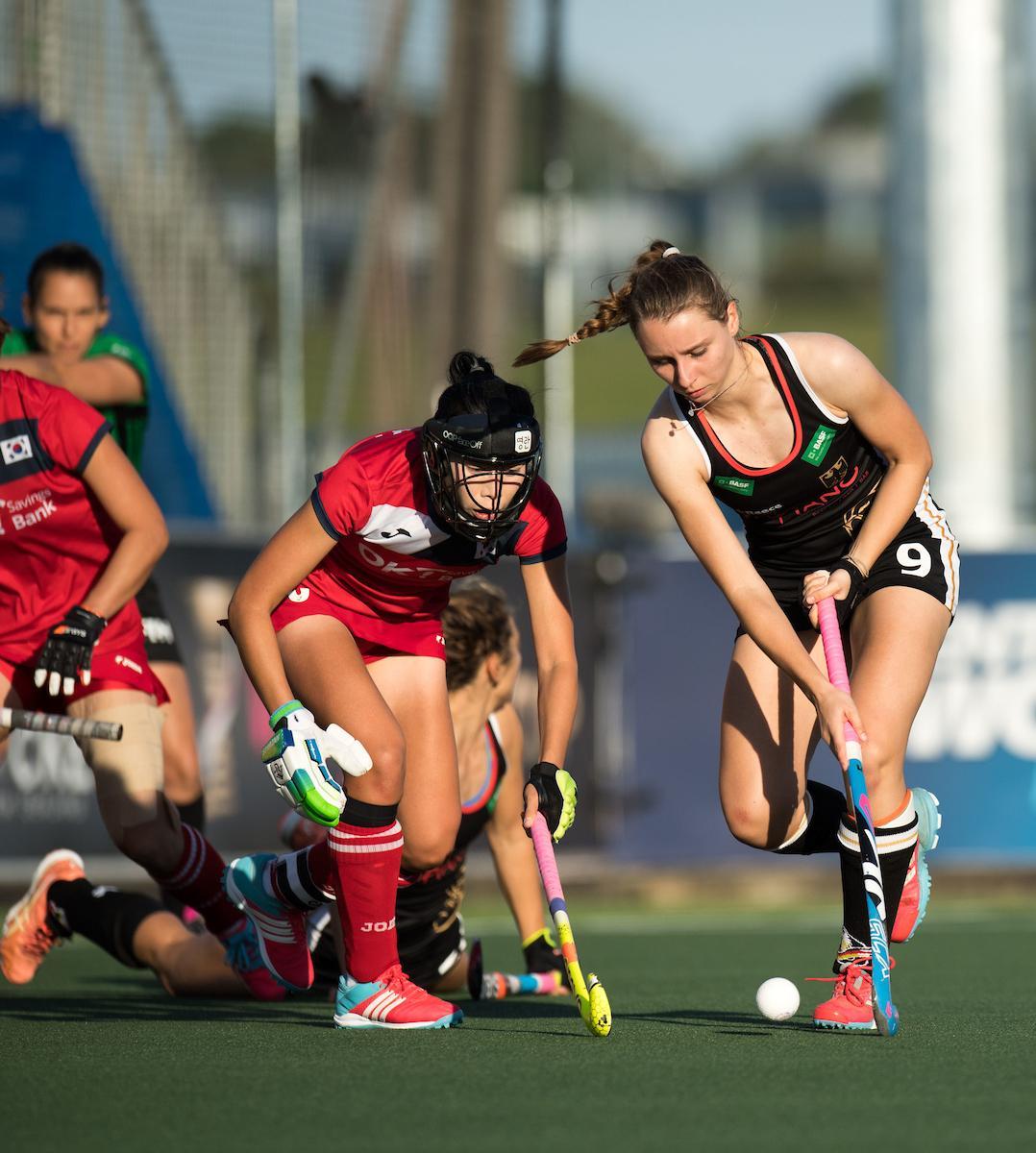 """Next Generation Athletes"" ambassador Elisa Gräve:"