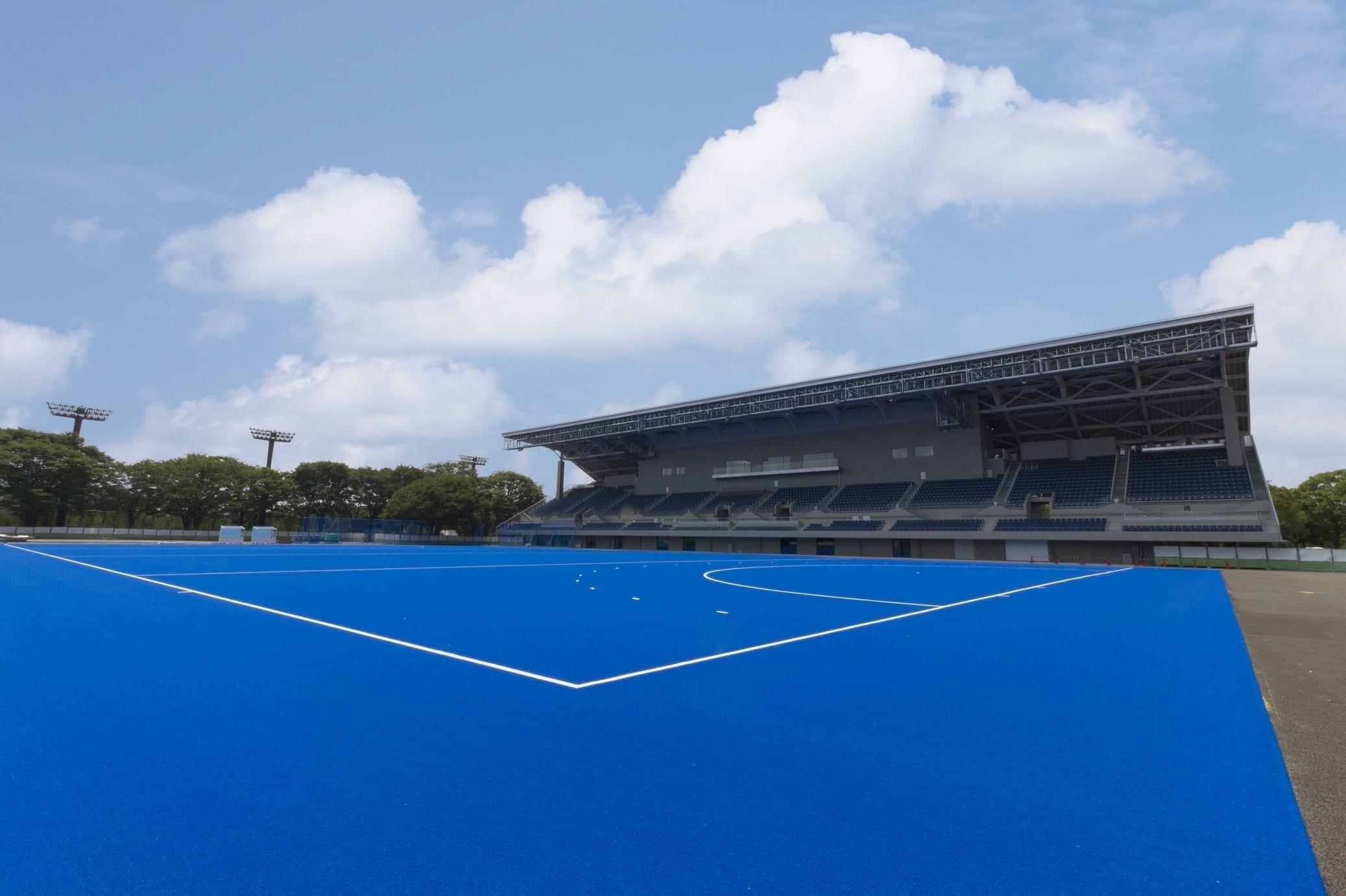 Oi Stadion, Tokio
