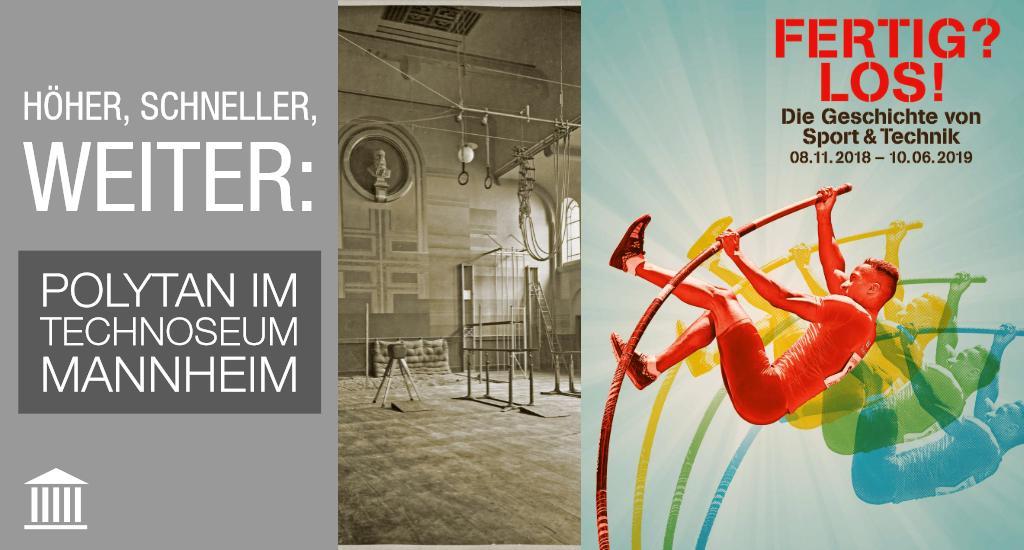 Höher, schneller, weiter: Polytan im TECHNOSEUM Mannheim