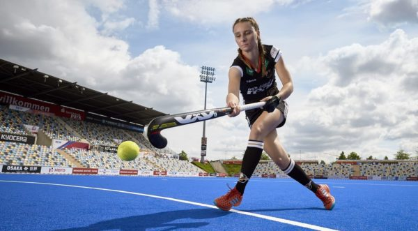 Hockey-Nationalspielerin Elisa Gräve und Tokio 2021