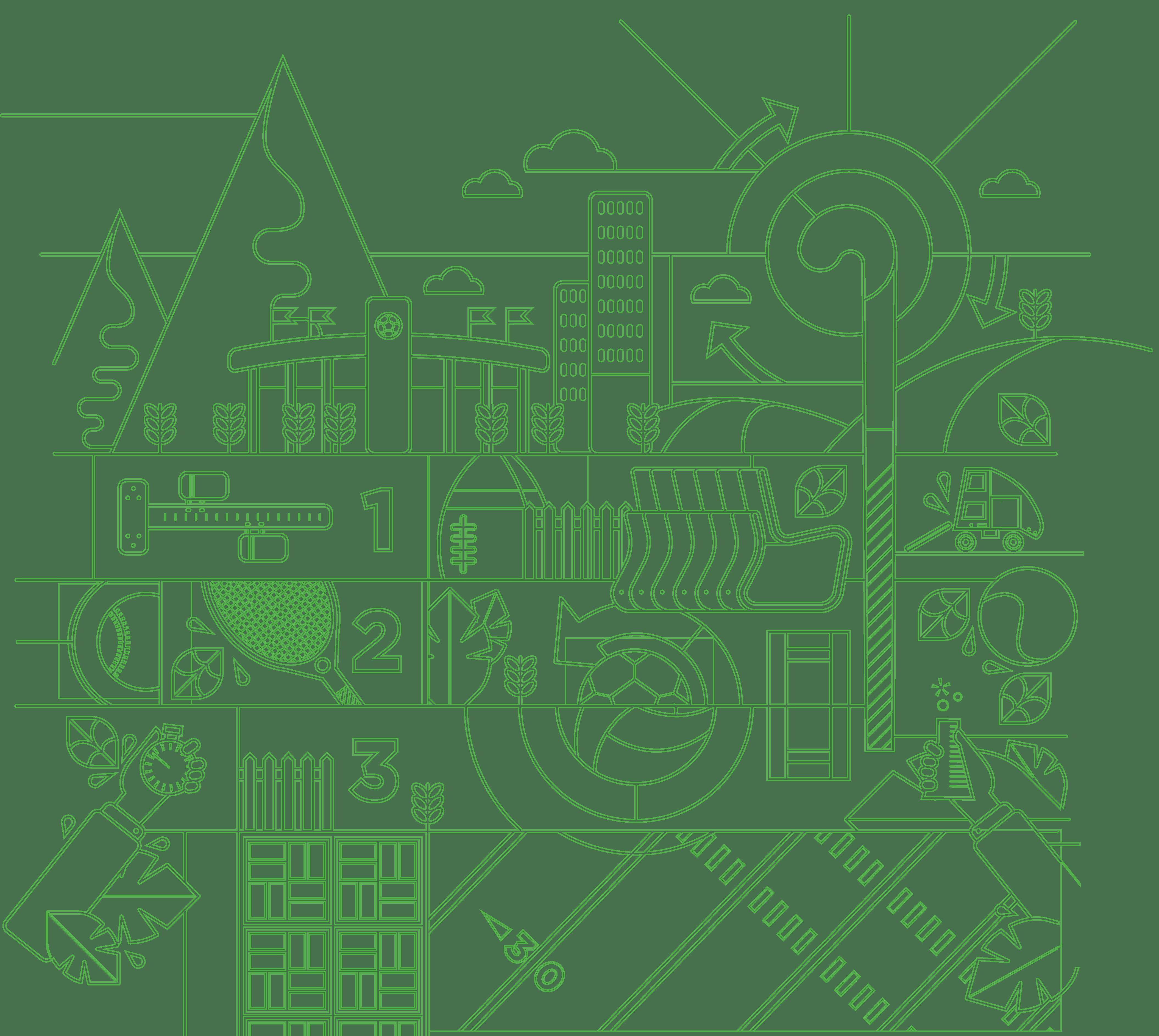 Polytan Kunstrasenrecycling durch FormaTurf