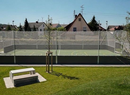 Minispielfeld Niederrieden