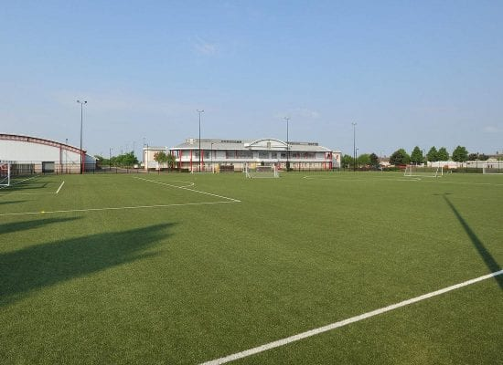 FC Liverpool's Football Academy
