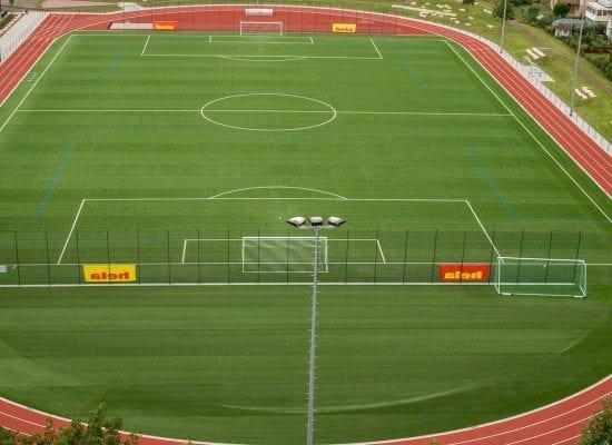 Sportanlage Hemsbach