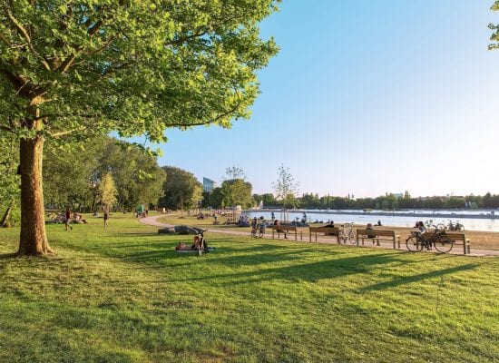 Wöhrder See – Norikusbucht