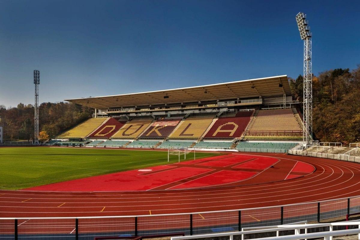Stadion Juliska, Prag, Tschechien