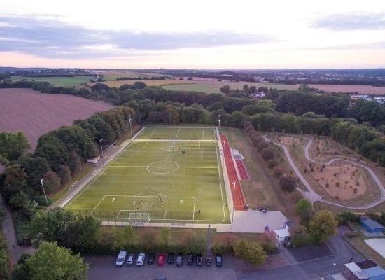 Sonnenschule Unna Sportanlage