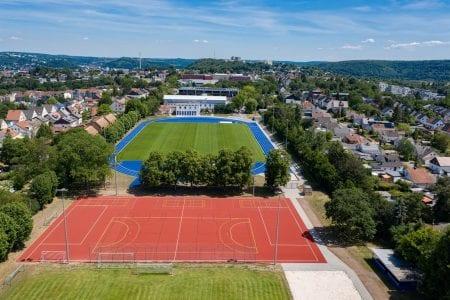 Sportanlage Lulustein, ATSV Saarbrücken, Saarbrücken, Deutschland