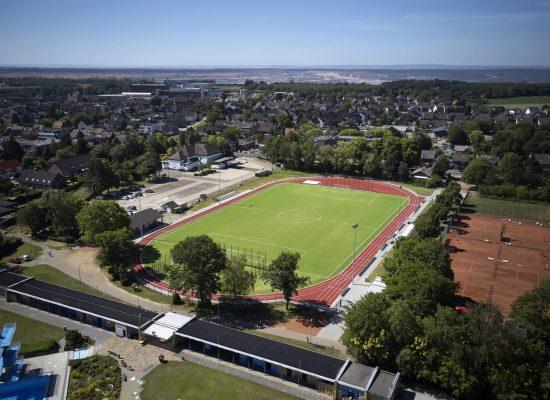 Stadion Stadtmitte, Elsdorf,