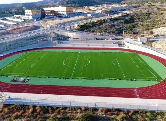 Foleys School Cyprus side view