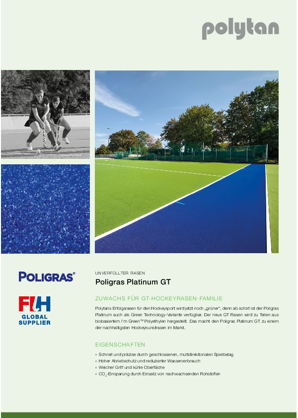 Poligras Platinum GT